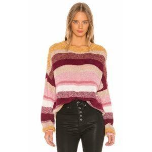 Sanctuary Revolve Blur the Lines Striped Sweater